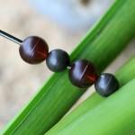 perles caoutchouc