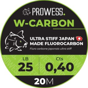 monofilament Prowess W-Carbon