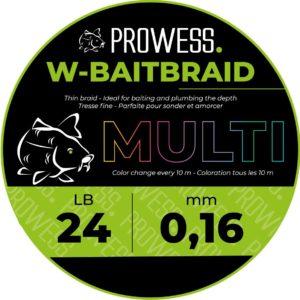 tresse Prowess W-BAITBRAID
