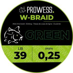 tresse Prowess W-BRAID